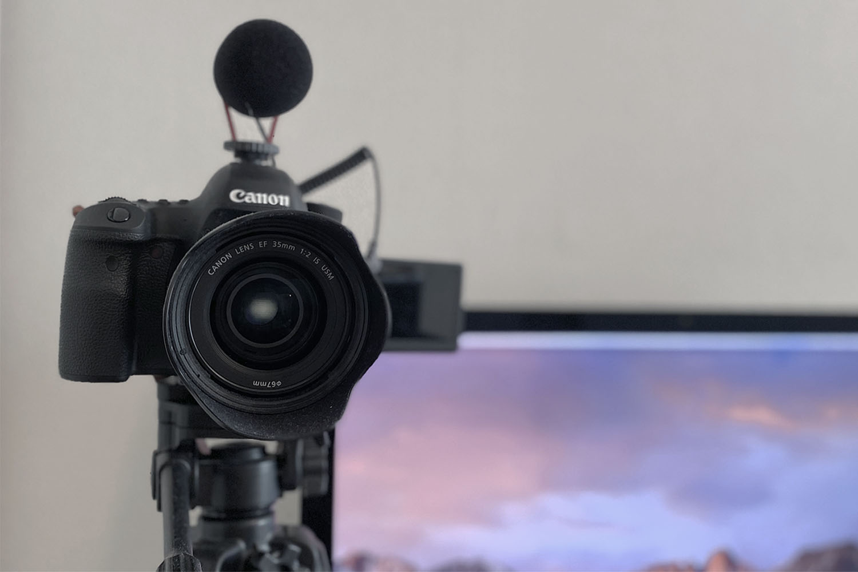 一眼 レフ web カメラ 化 ウェブカメラ対応PCアプリケーション「Imaging