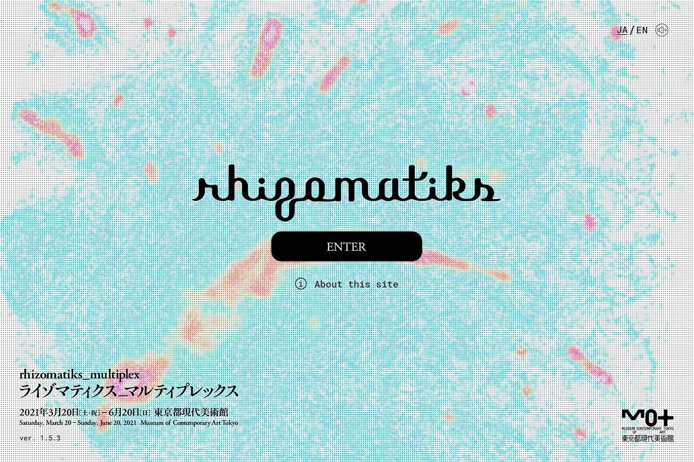 rhizomatiks_multiplex